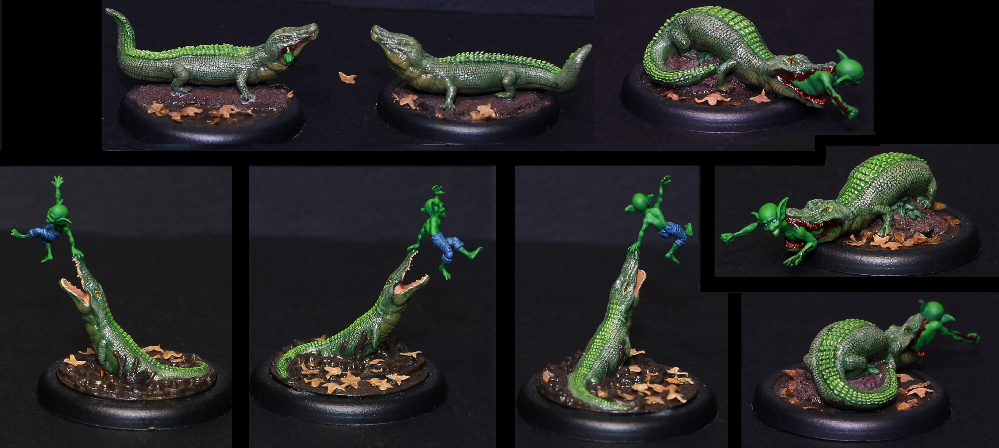 Bayou Gators; Malifaux