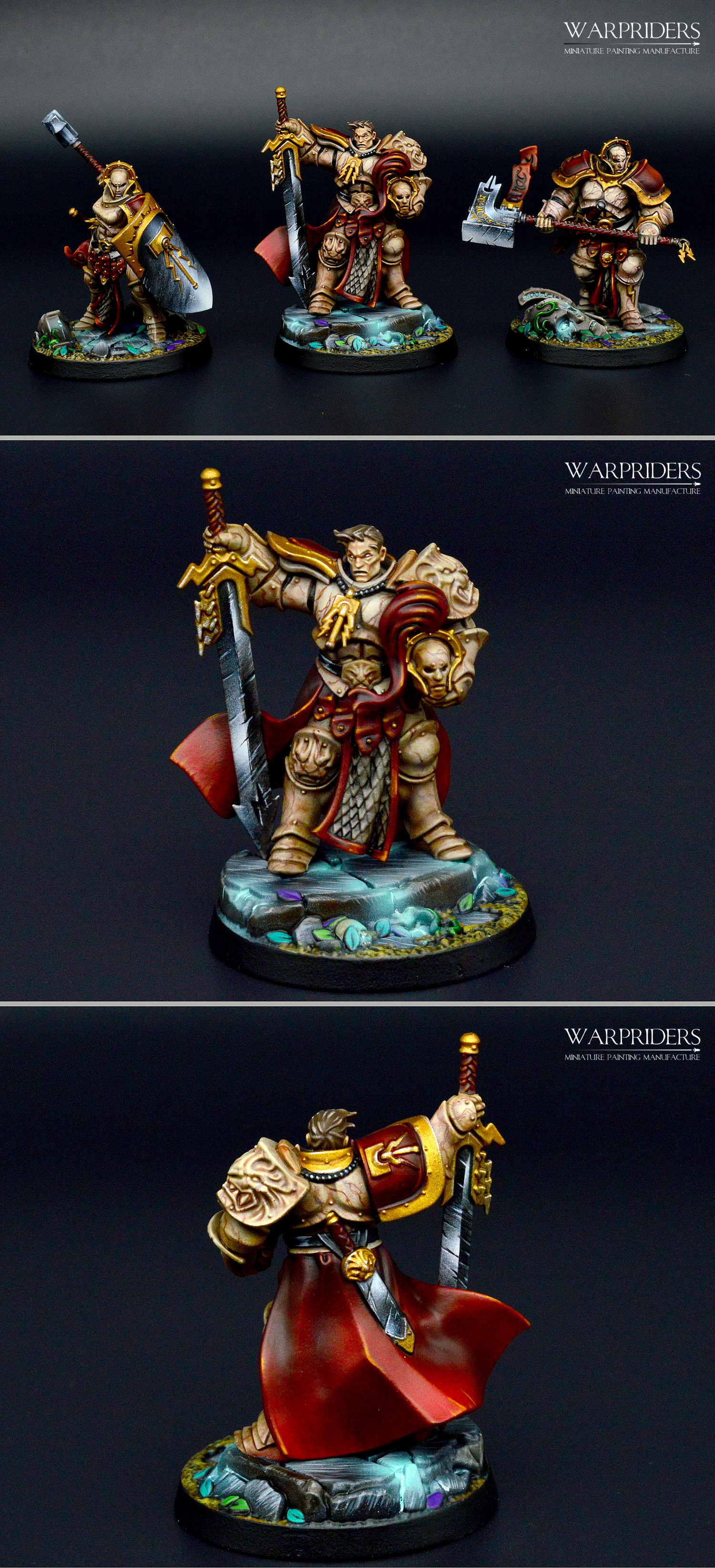 Warhammer Shadespire Liberators