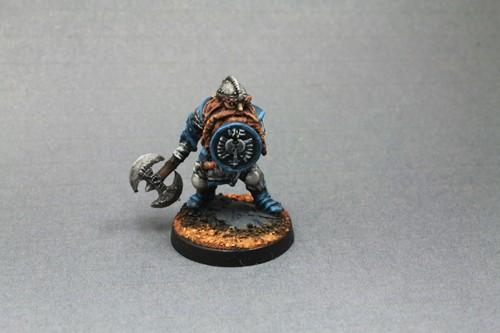 Reaper Dern Dwarf Fighter