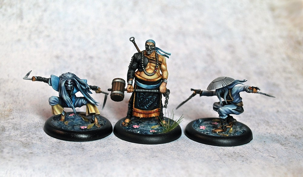Ten Thunders Brothers Malifaux