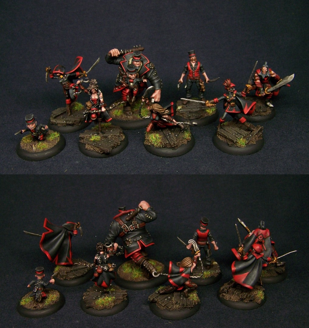 The Union Guild to Guild Ball