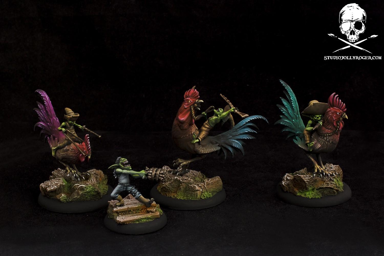 Malifaux Goblins