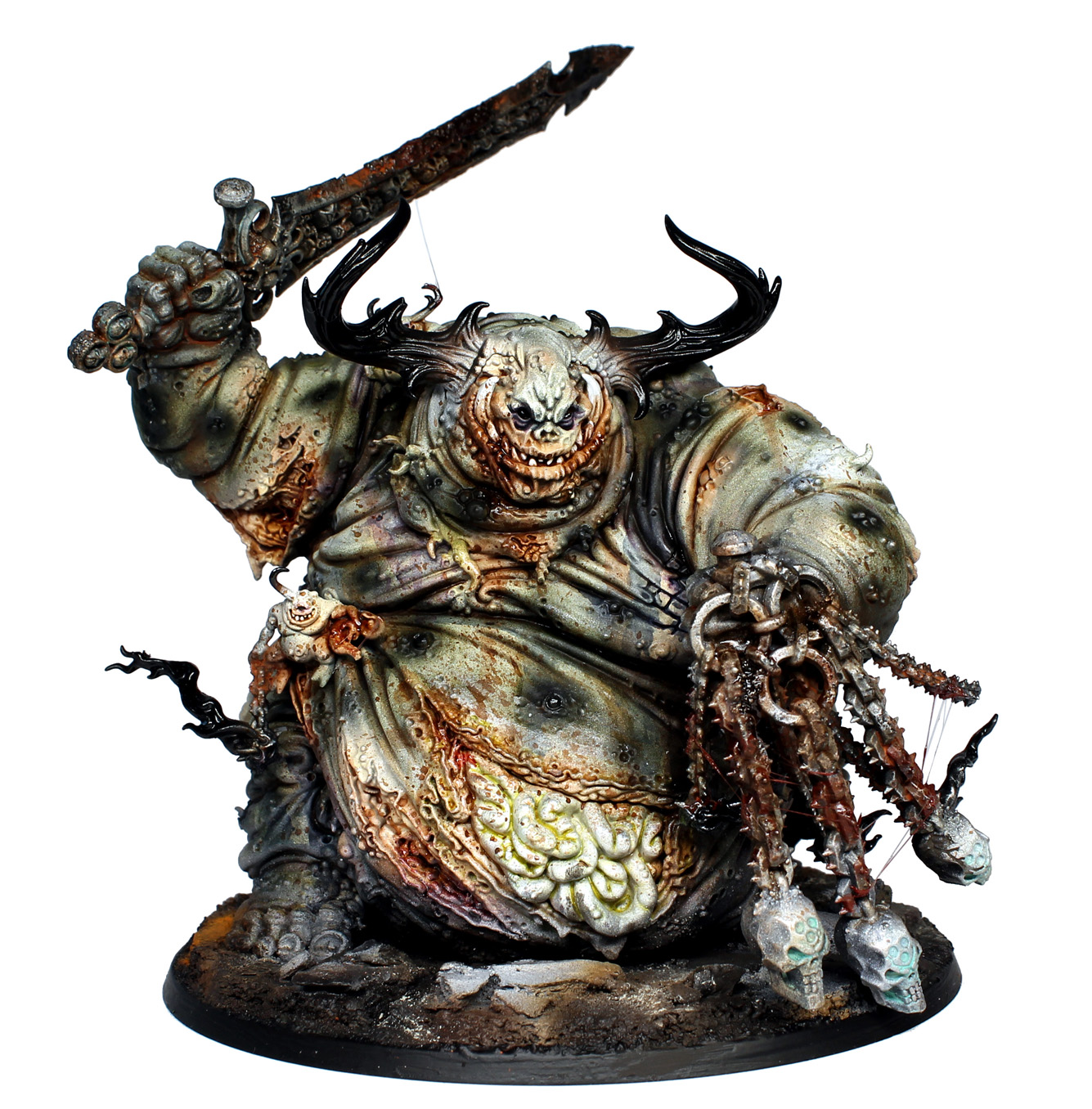 Nurgle Great Unclean One