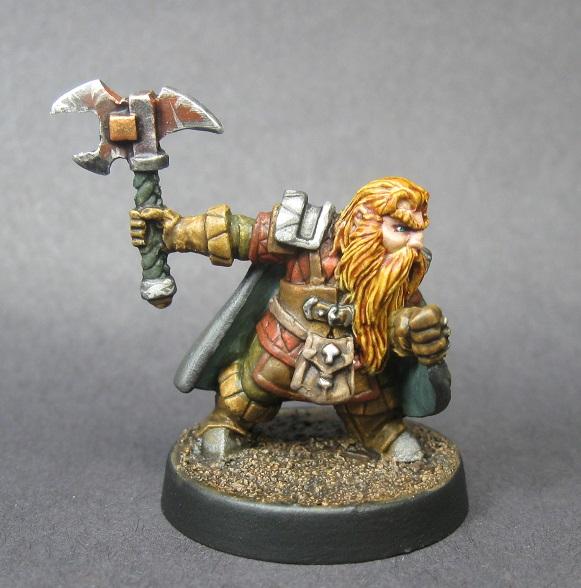 06195: Dwarf Pathfinder -