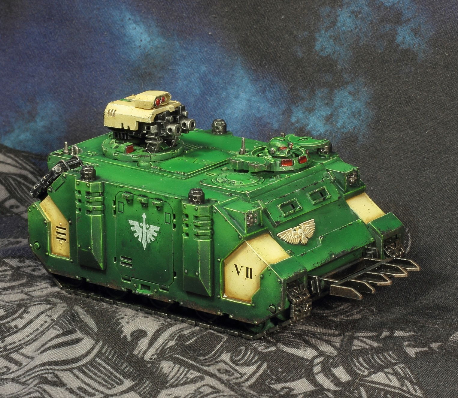 Dark Angels Razorback