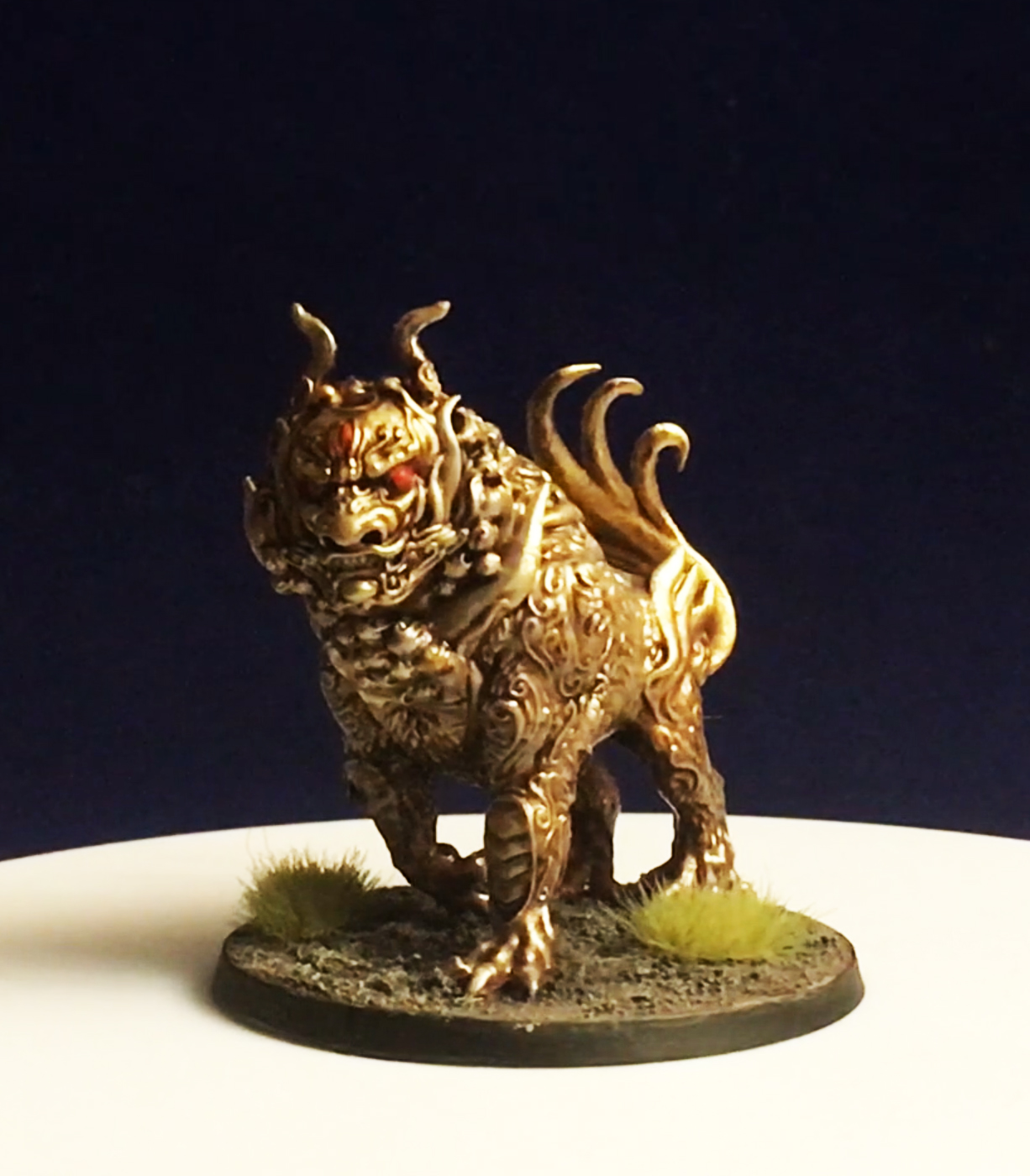 Komainu from the Rising Sun Kickstarter