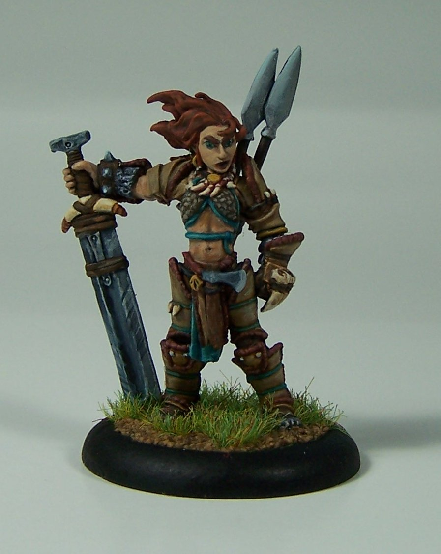 Amiri, Iconic Barbarian