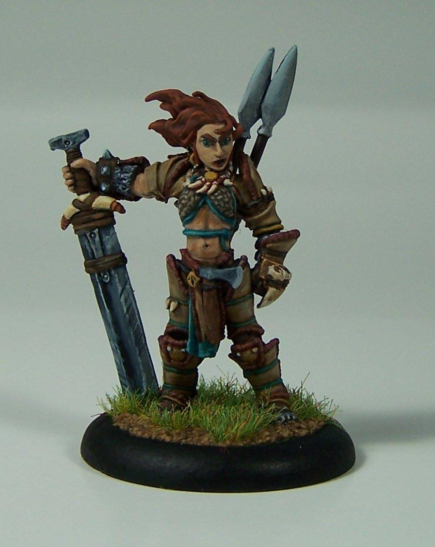 Amiri, Iconic Barbarian