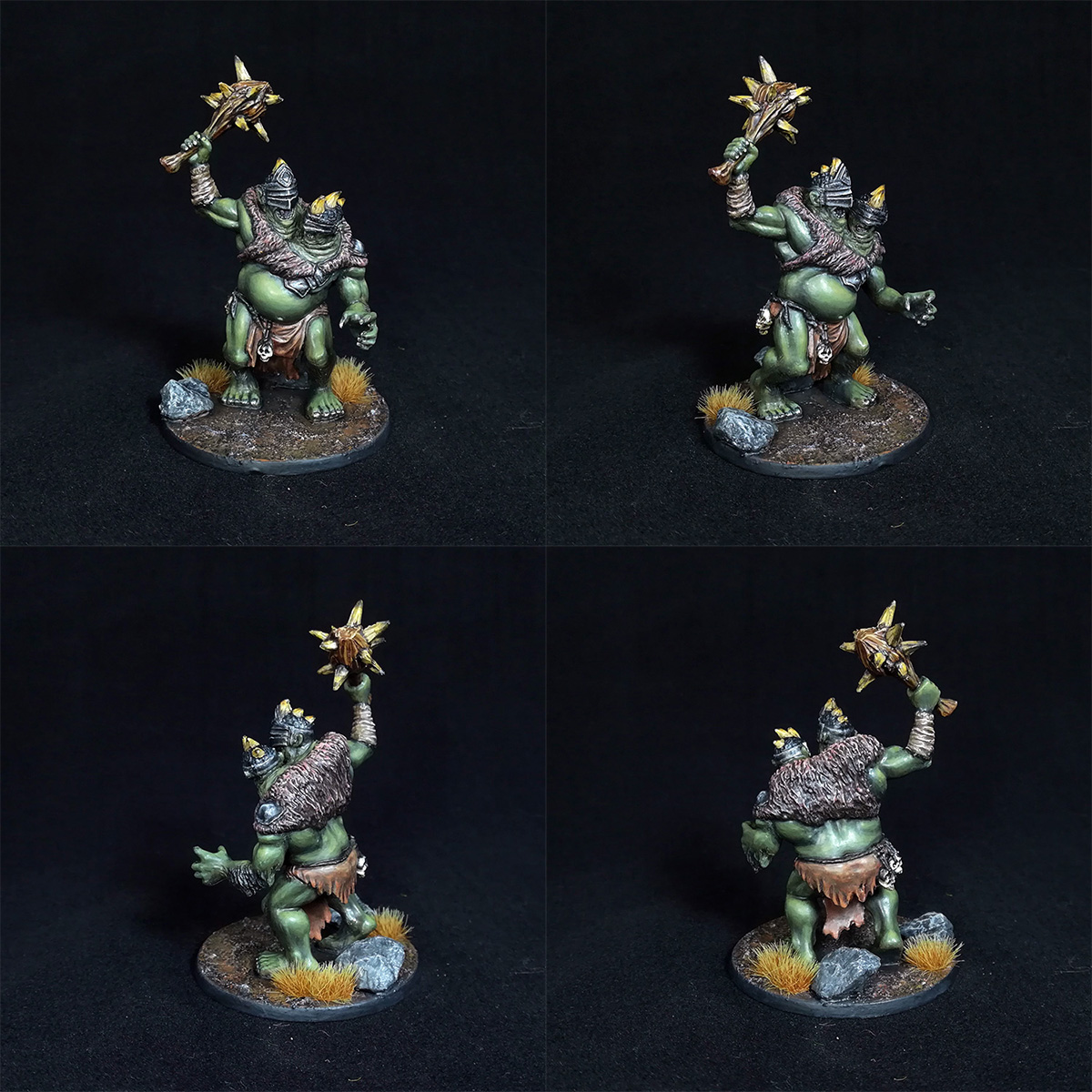 Descent Miniature Ettin