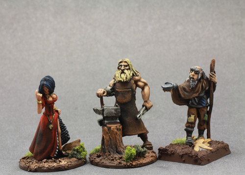 Reaper Townsfolk II Village of Kullhaven