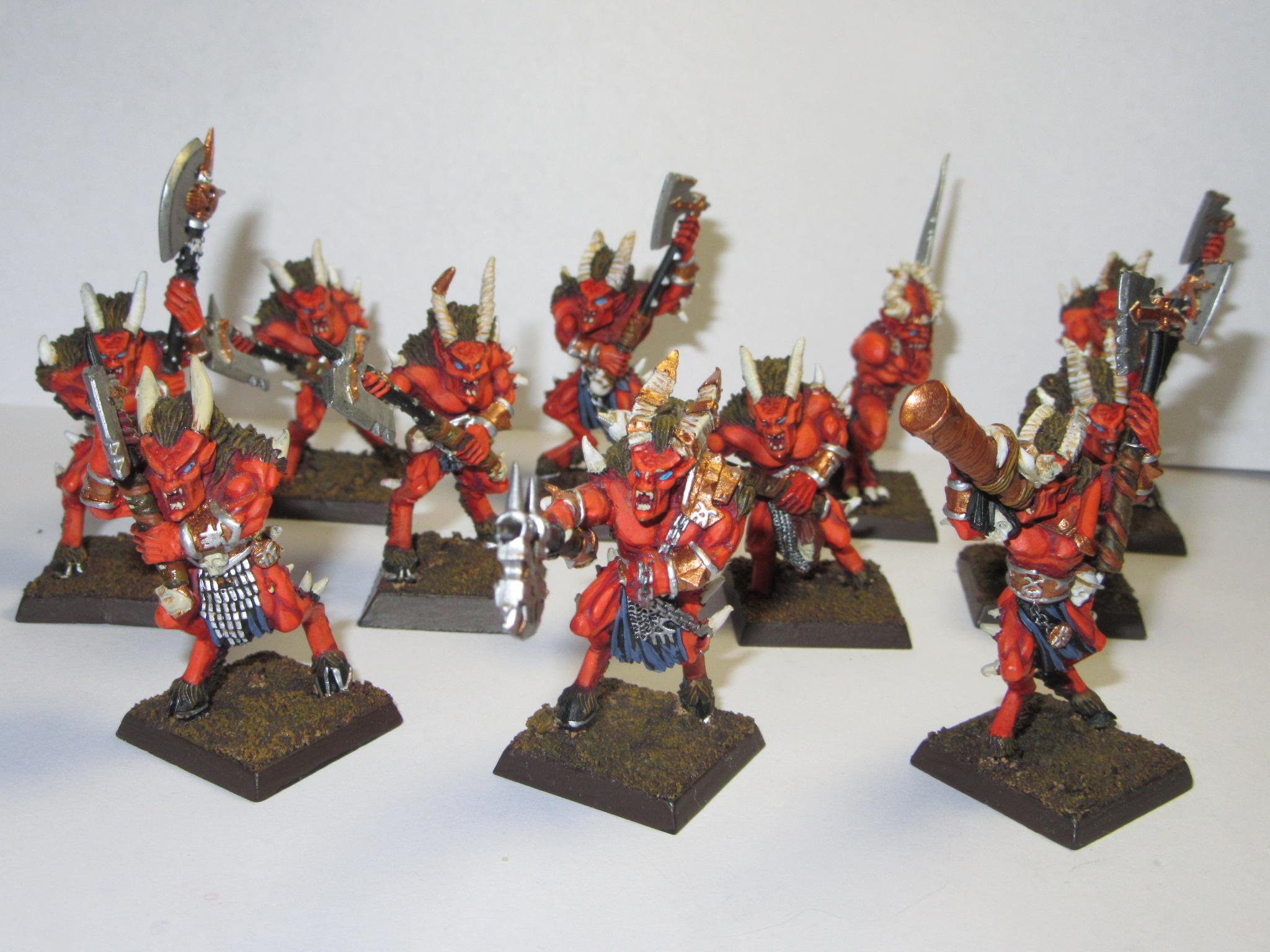 Bloodletters Chaos Daemon