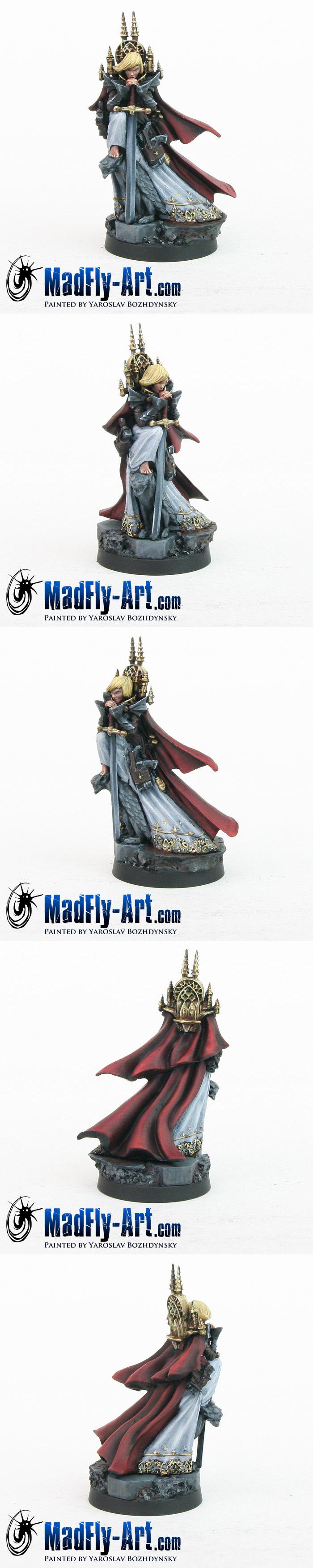 Sister Ardanna, Pillar of the Faith