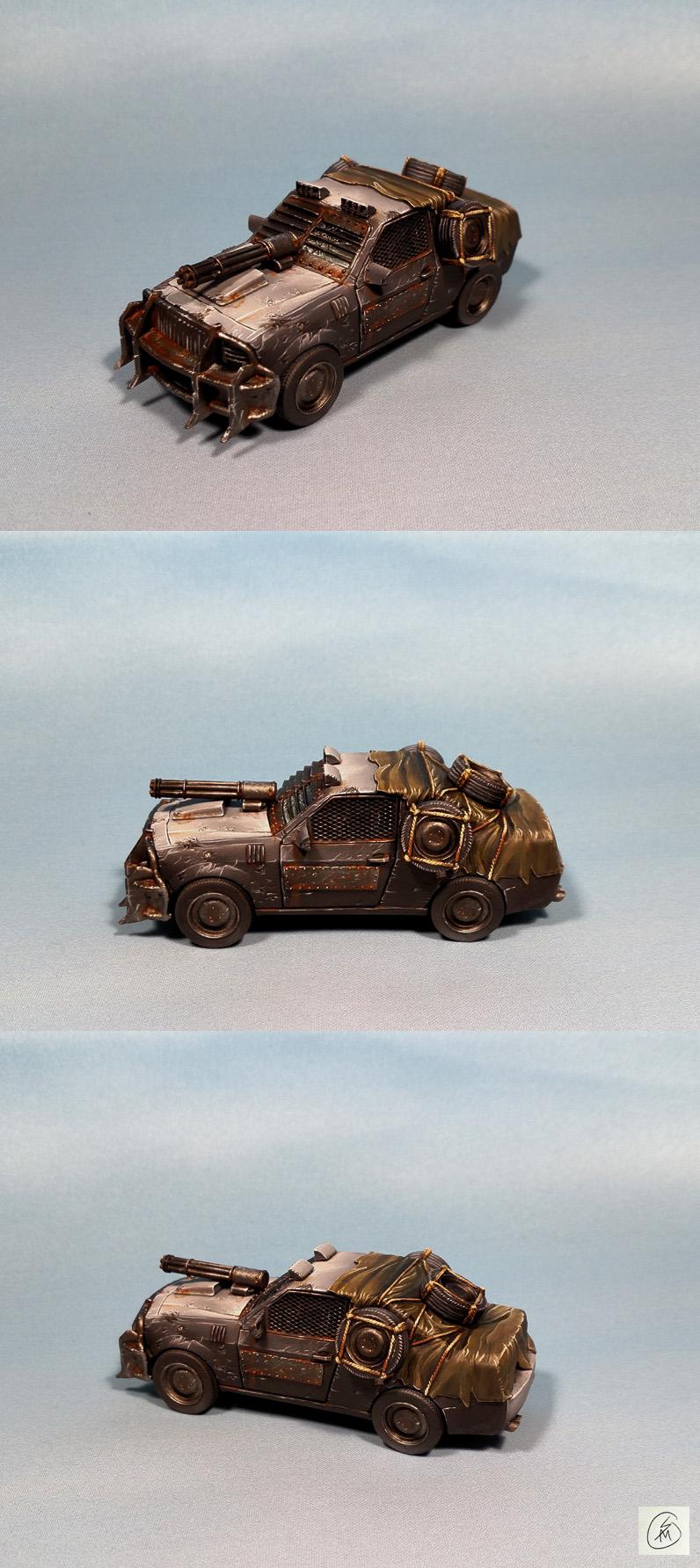 WreckAge Enforcer