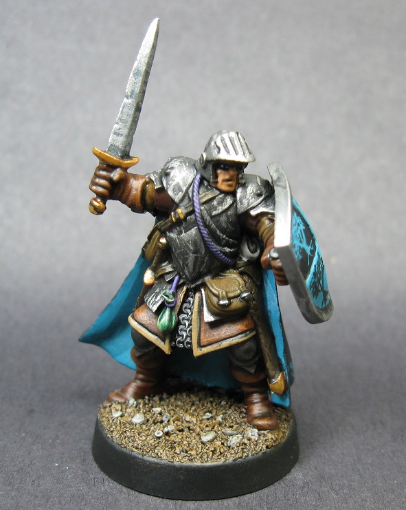 07002: Baran Blacktree, Veteran Warrior
