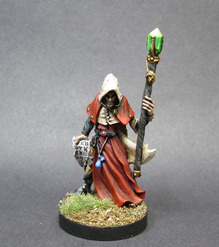 Title: 03381: Satheras, Elf Warlock