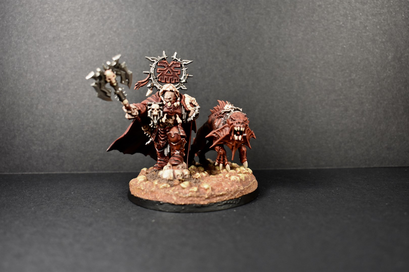 MIGHTY LORD OF KHORNE AOS