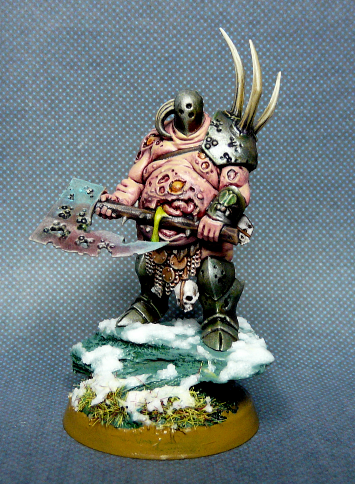 Lord of plague Nurgle Rotbringer