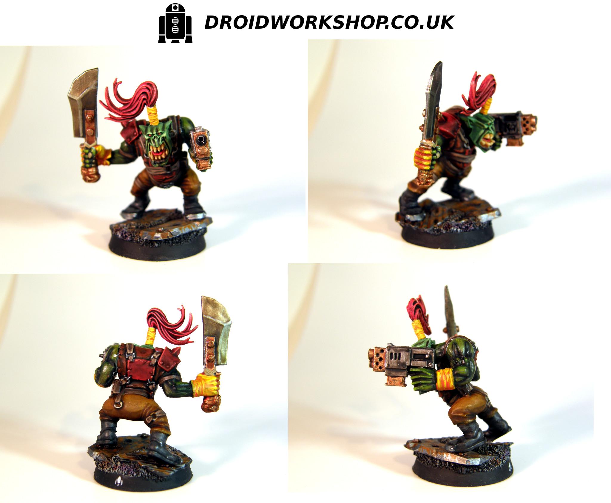 Evil Sunz Ork Boy