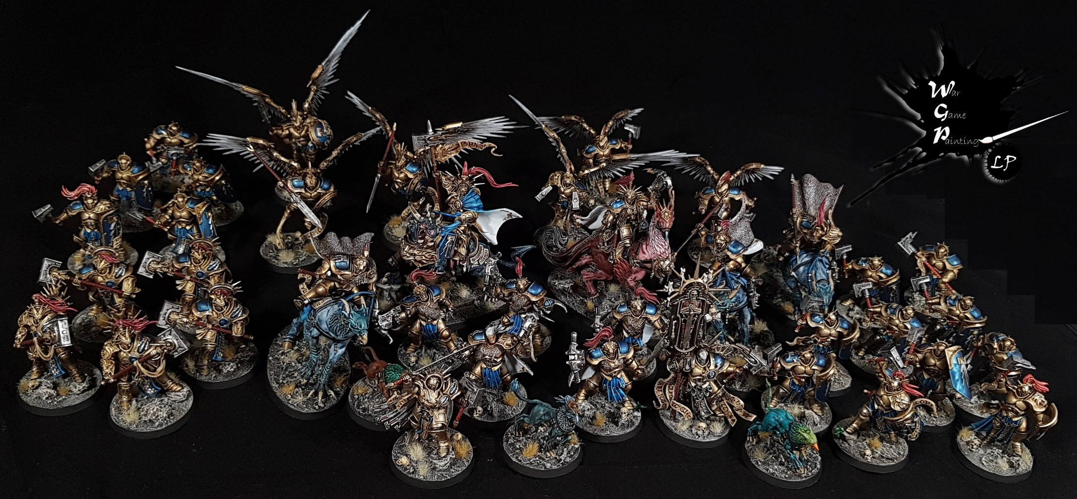 Age Of Sigmar Army Job Done