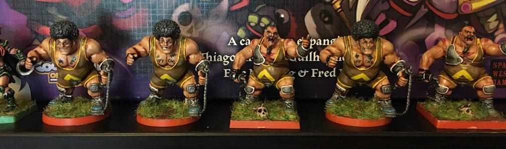 Ogre's team - KaosBall