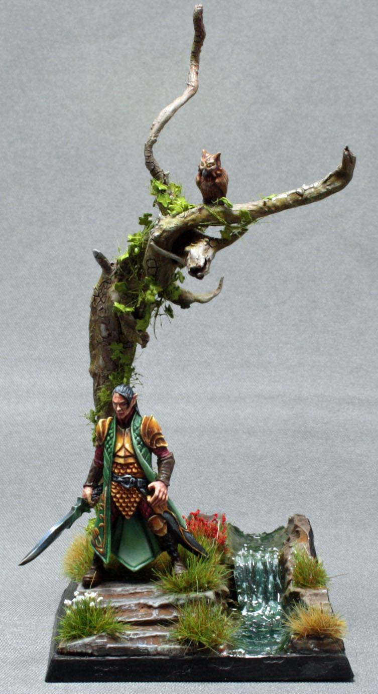 Elf Lord Daev