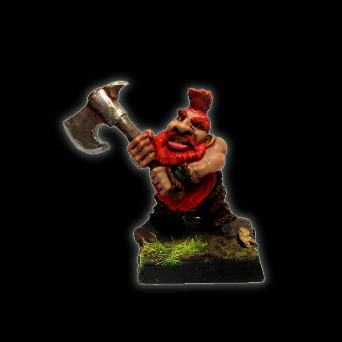Old citadel troll slayer