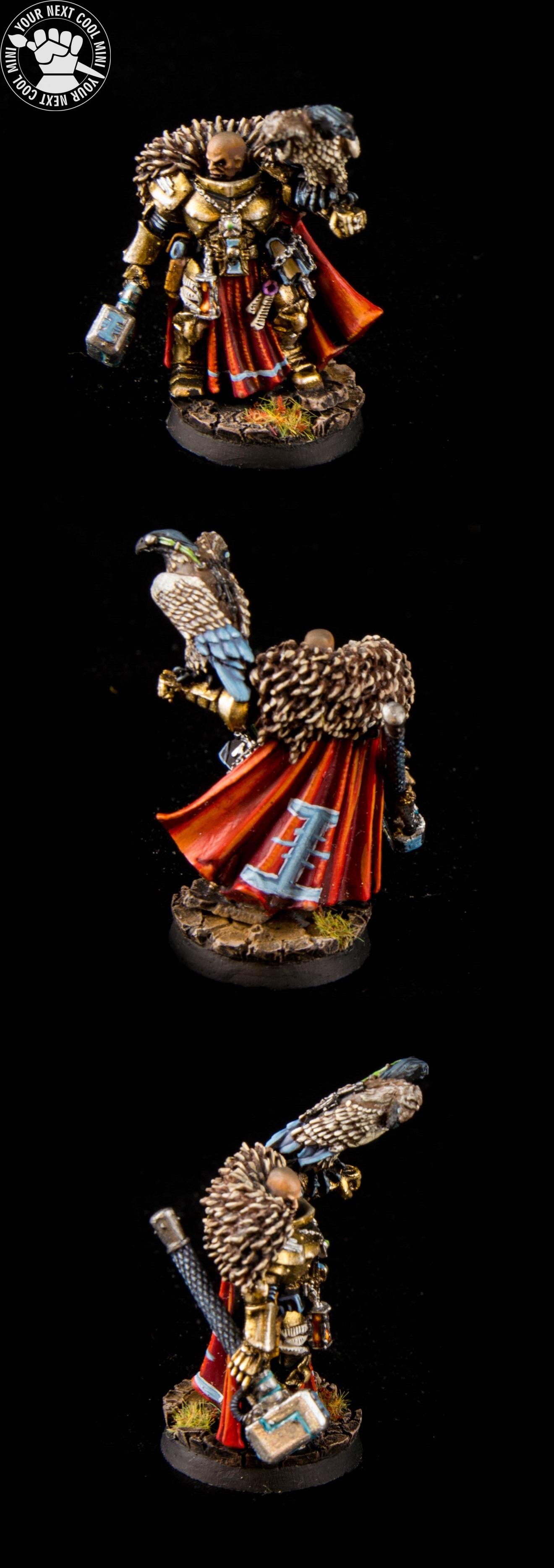 Warhammer 40k, Inquisitor, Coteaz