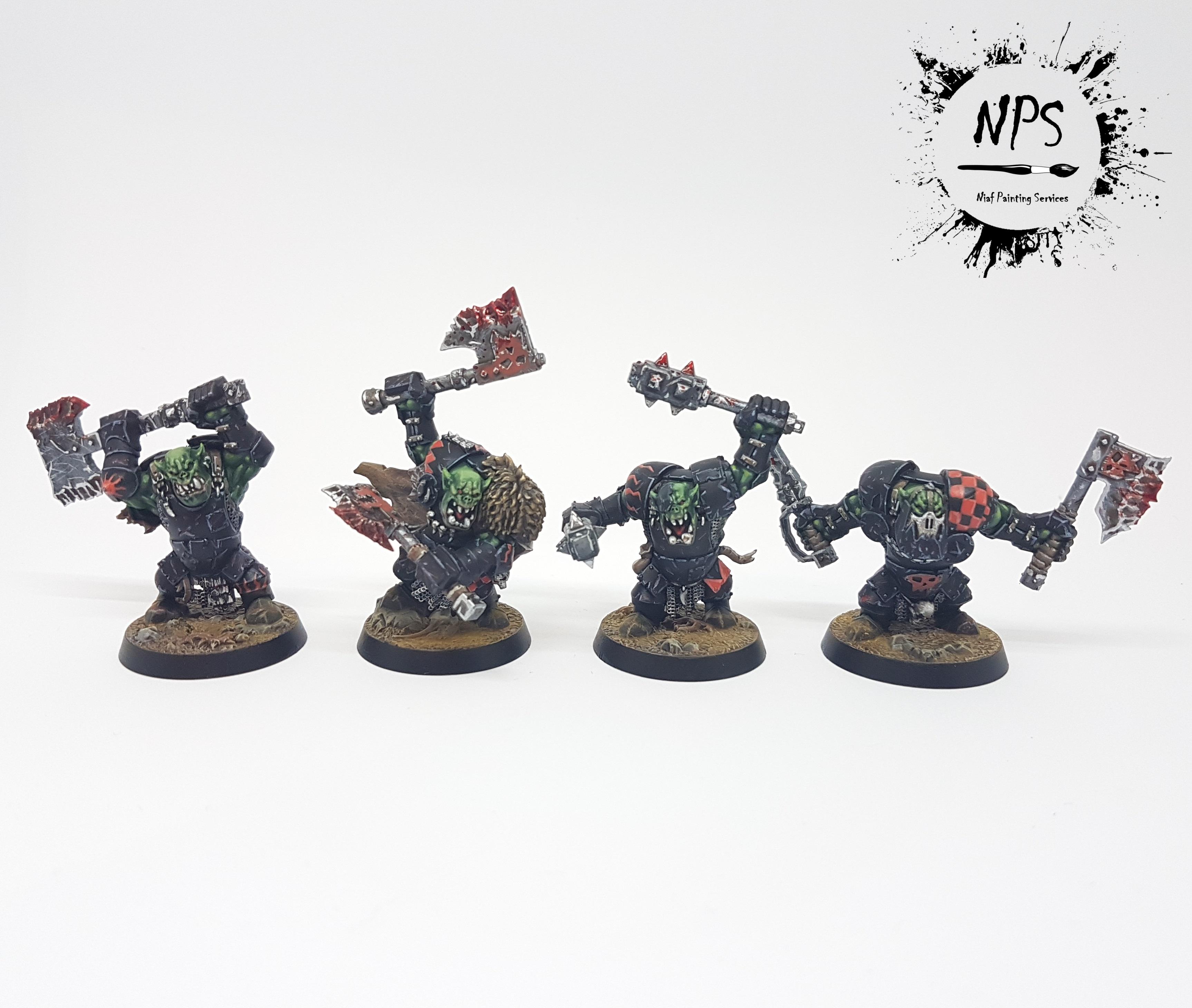 Sahdespire Orcs