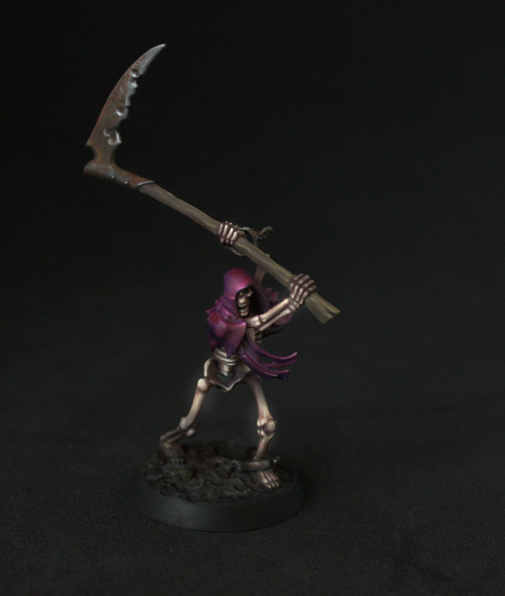 Sepulchar Guard Petitioner
