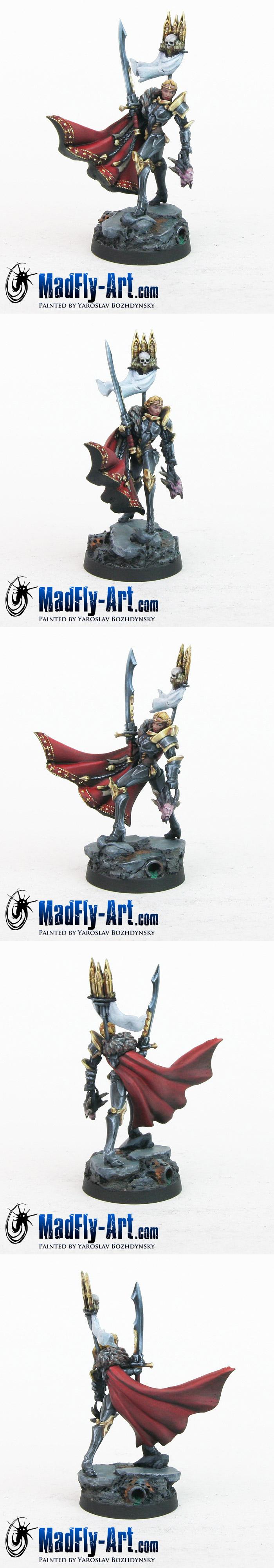 Mona de Costemore, Demon Slayer
