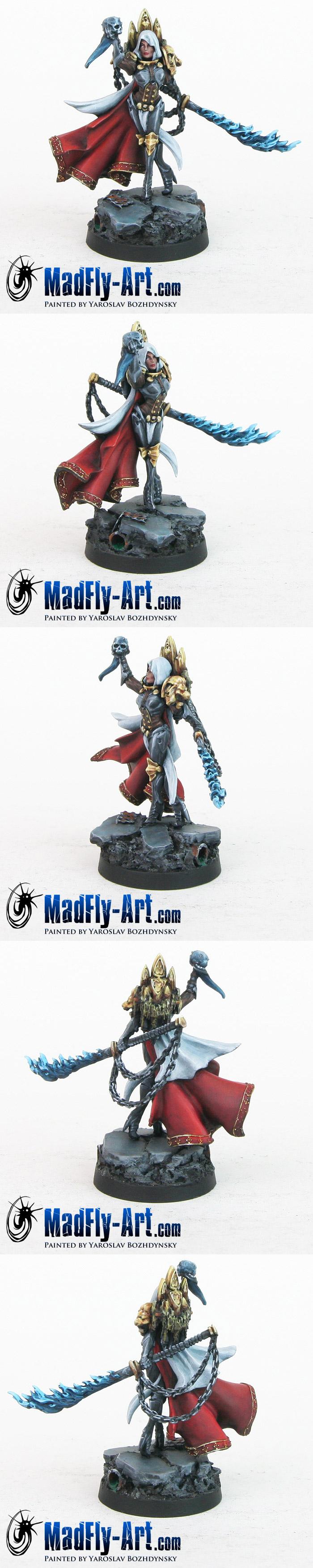 Reyallia, Sanctifier of the First Legion