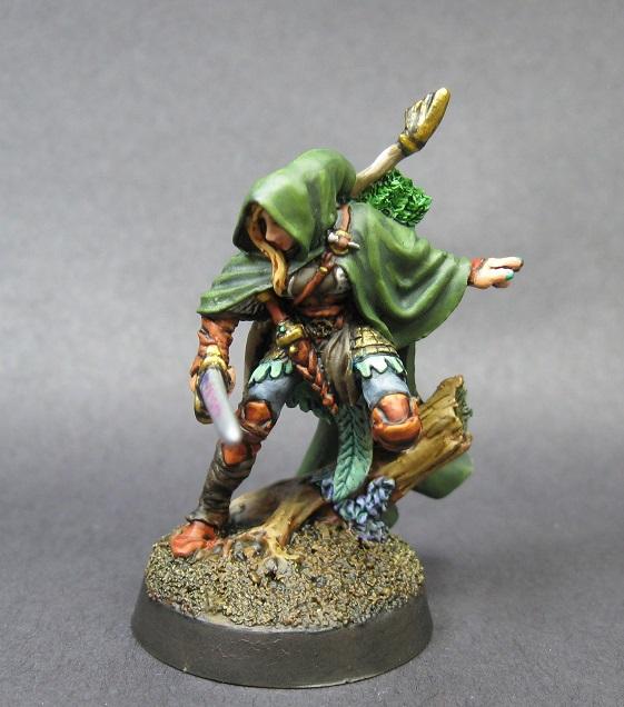 02909: Nienna, Elf Ranger