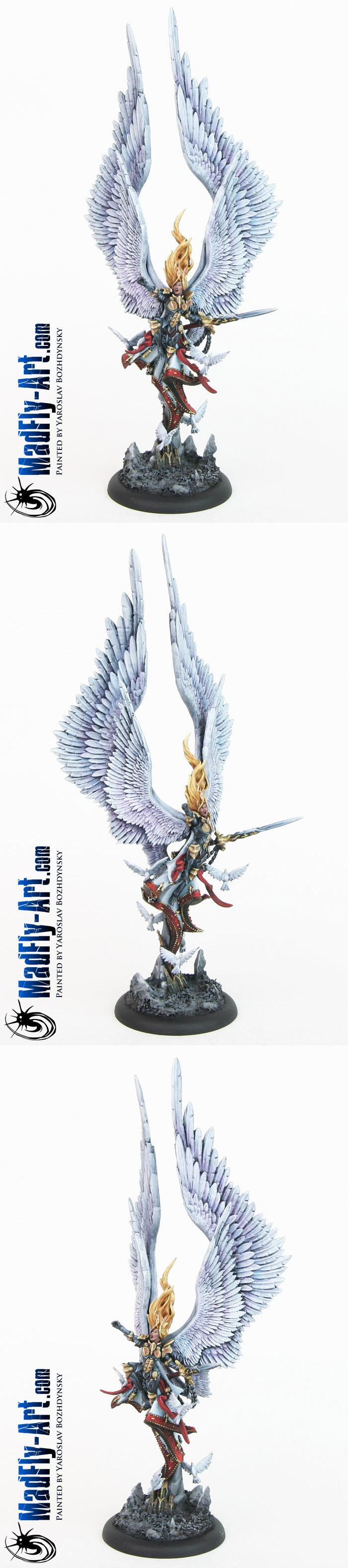 Erzebel, Ascended Sister, Great Seraphim