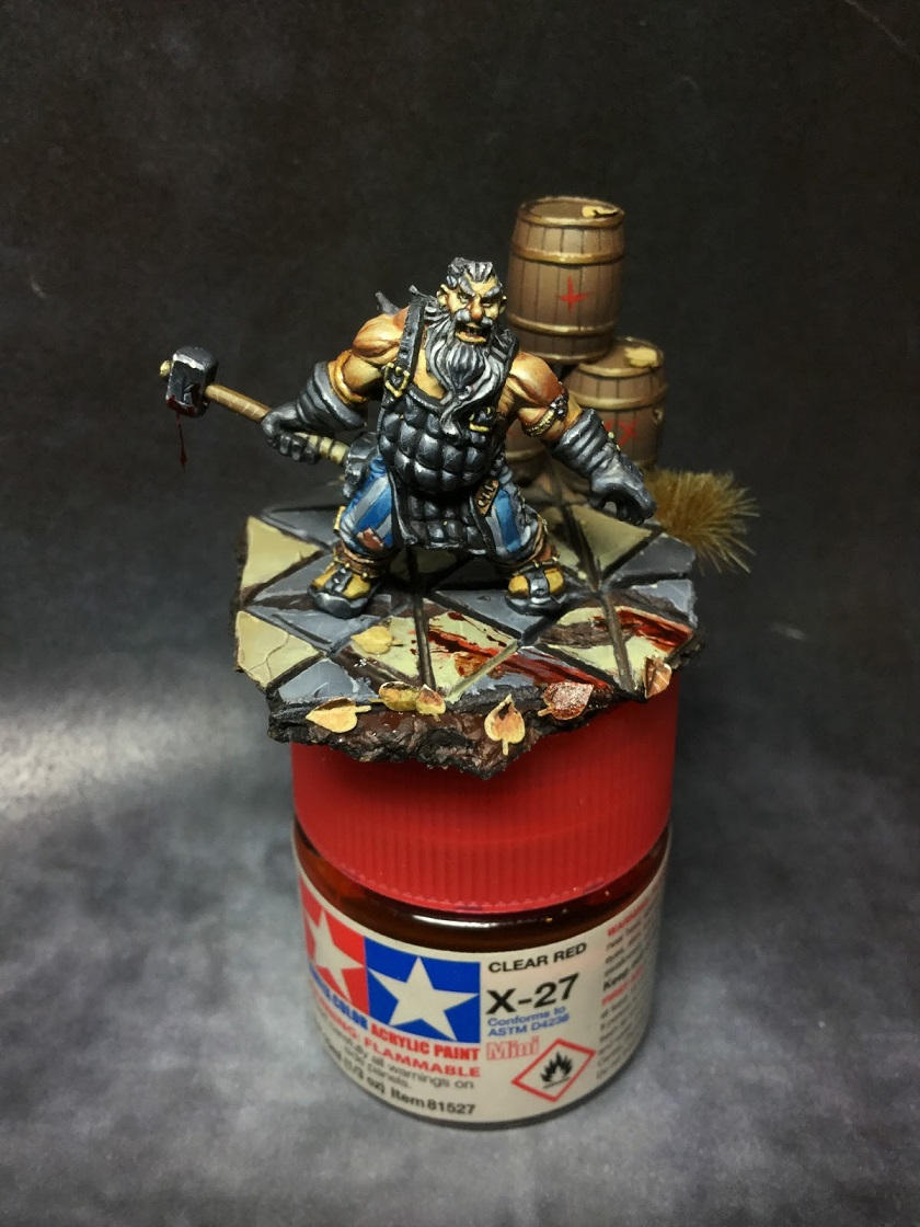 Zombicide Black Plague Samson