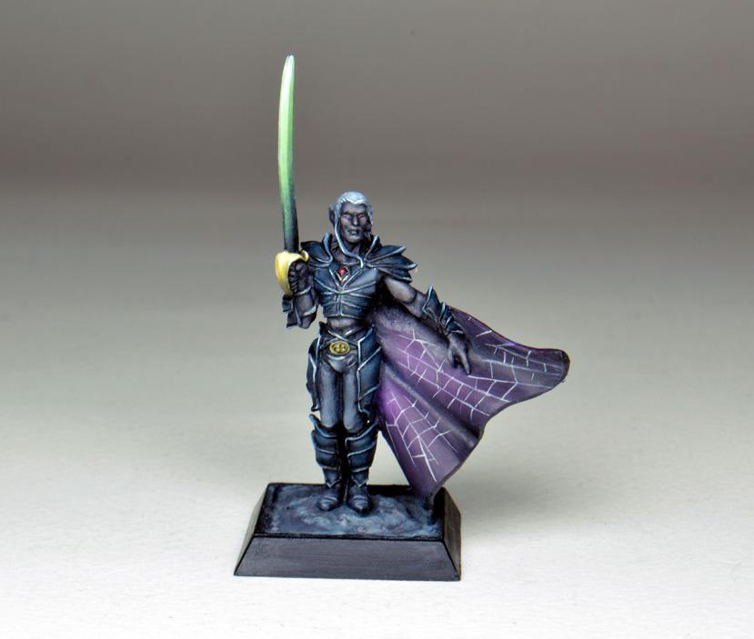 Toreth Male Dark Elf