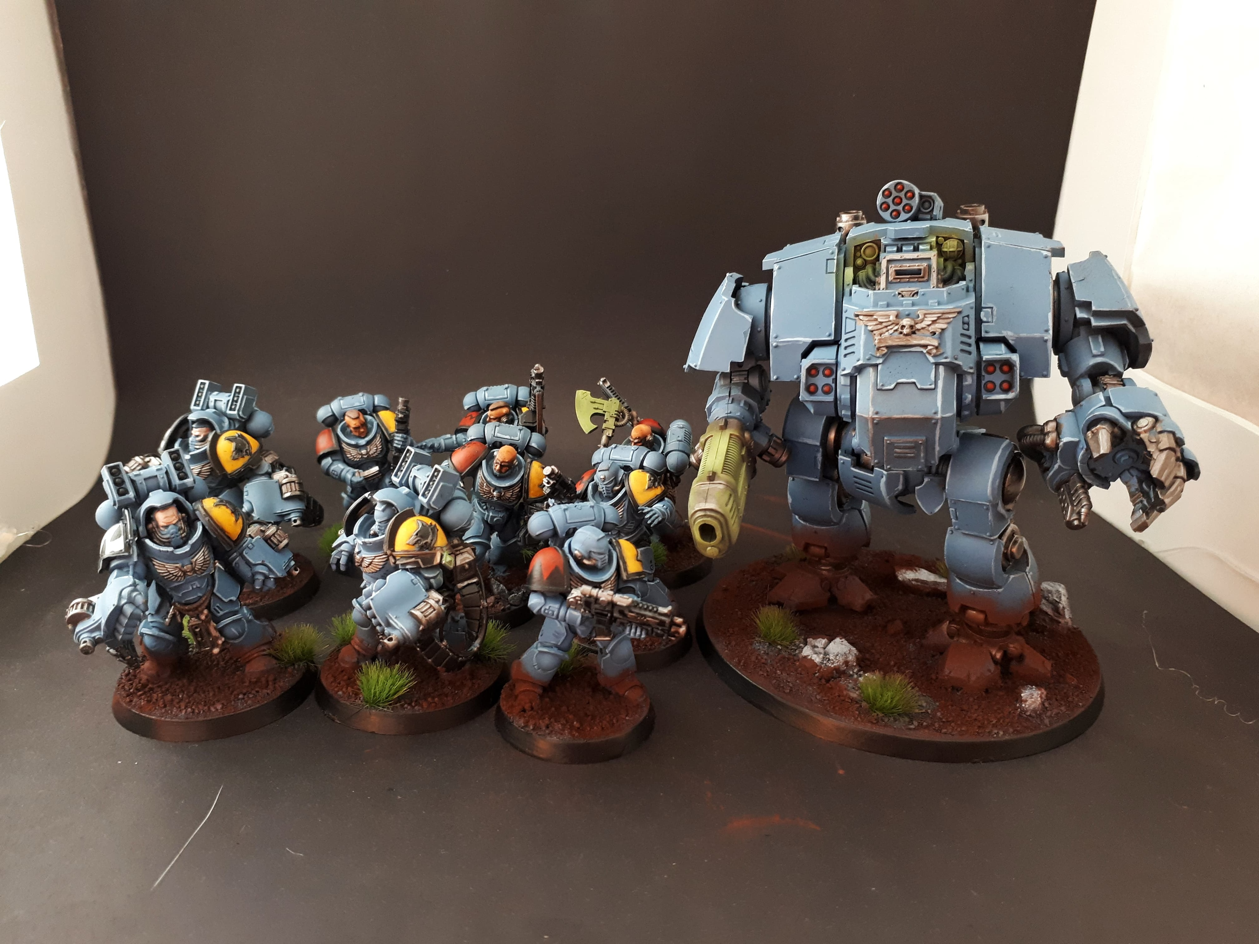 Space Wolves Tooth and claw