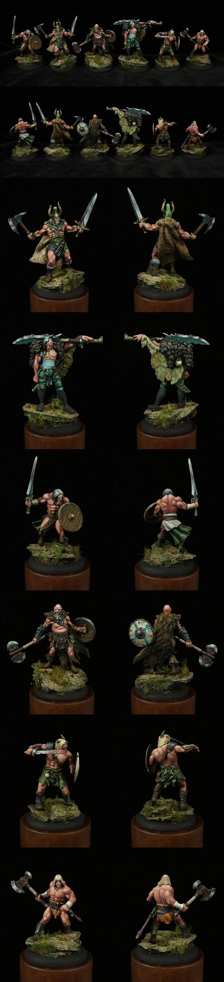 Barbarian Army - Part 3/1
