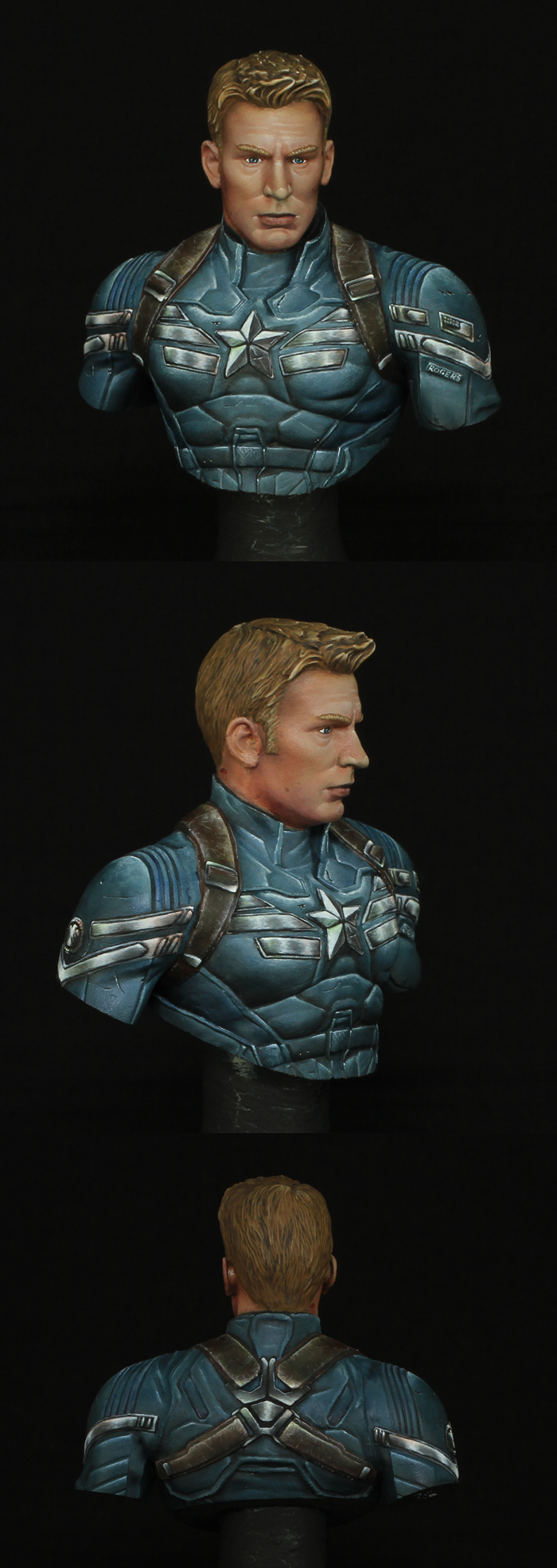 Captain America reworked