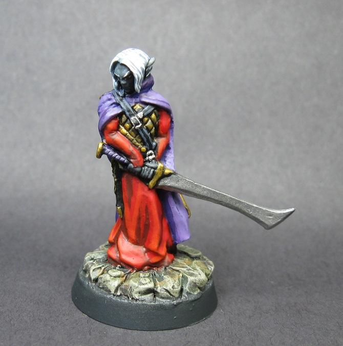 03597: Dalyn Talas, Elven Sword Mage