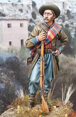 Georgia Infantry 75mm