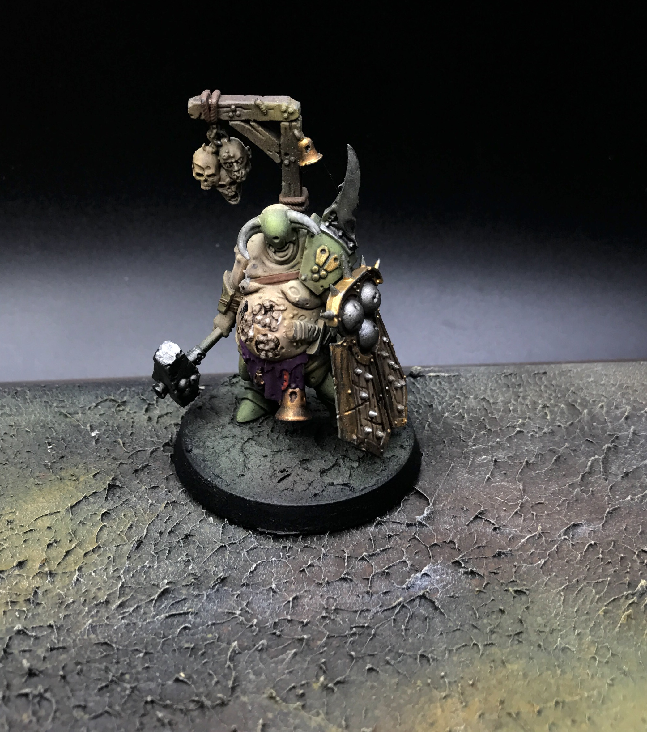 Maggotkin of Nurgle Lord of Blights