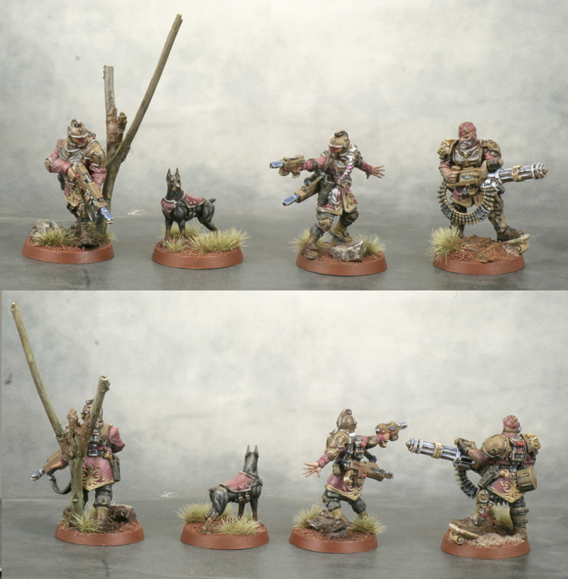 Rogue Trader: Soldiers of the Old Vow