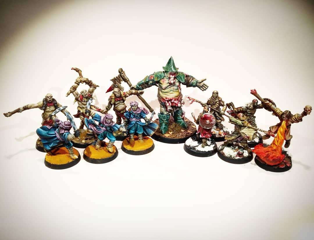 Cabor miniatures