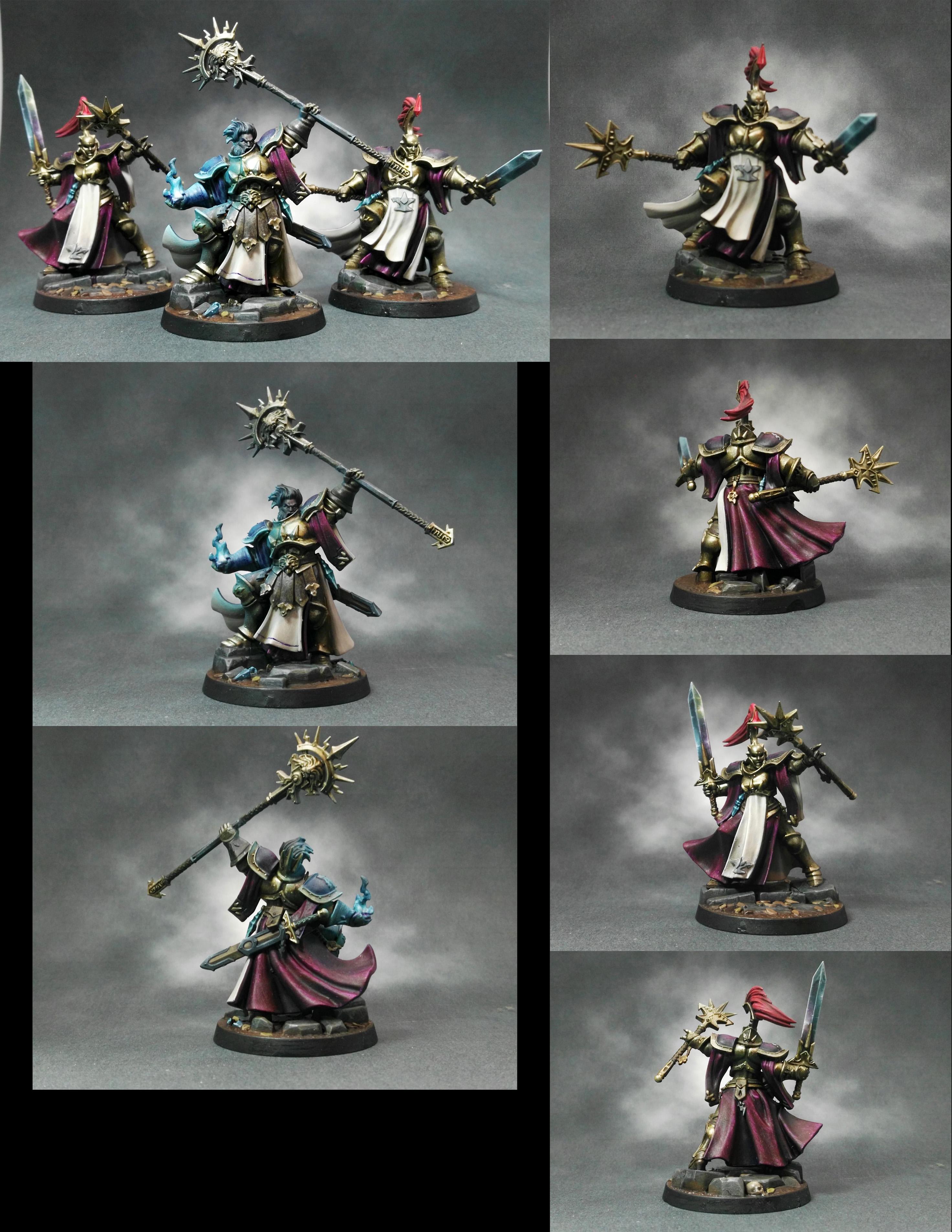 Stormsire Warhammer Underworld Nightvault