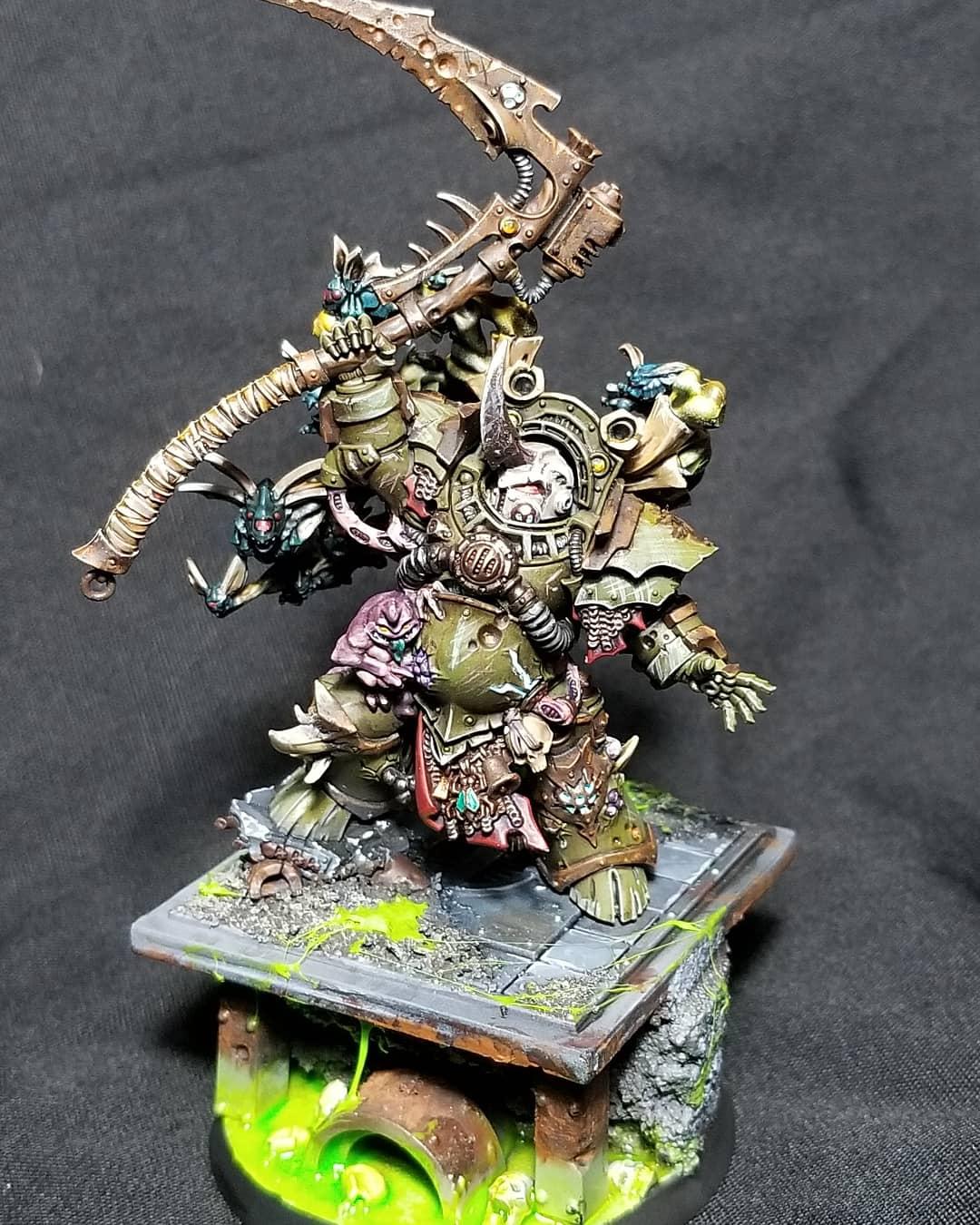 Typhus, Herald of the Plague God
