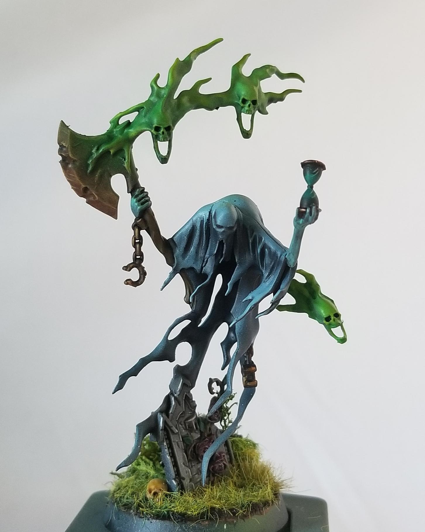 Liekoron the Executioner - Age of Sigmar - Nighthaunt