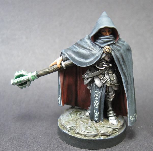 03469: Hanseth Dimguard, Cleric