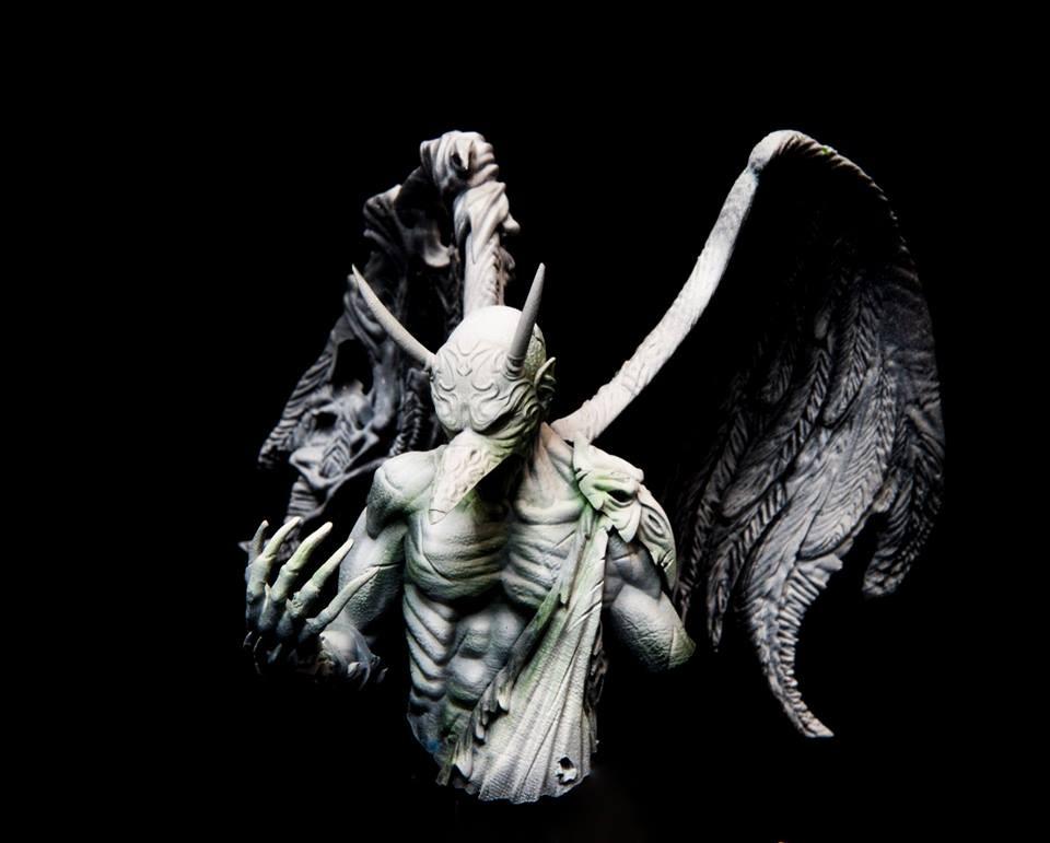 Samael, the Raven Demon