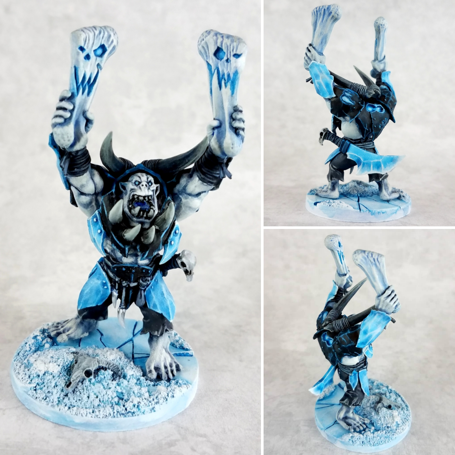 Icejawz Warchanter