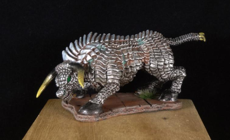 Iron Taurus